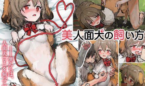 美人面犬の飼い方