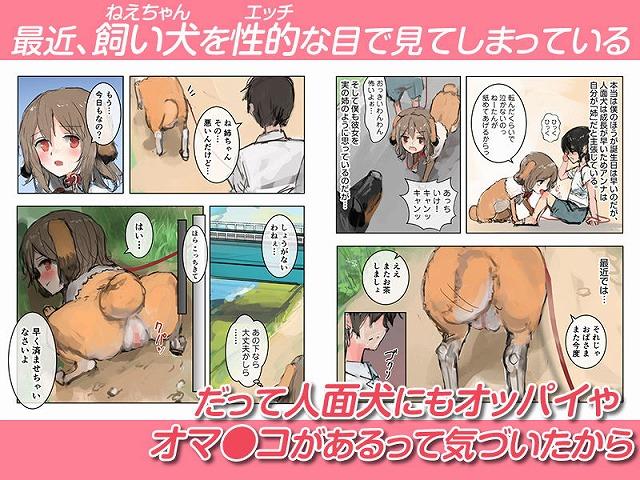 美人面犬の飼い方2