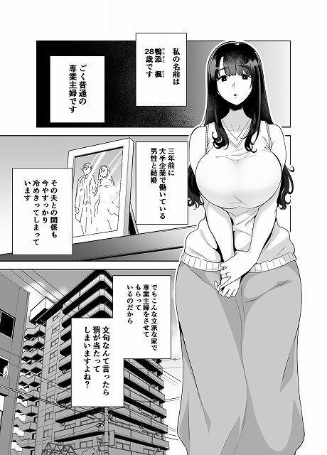 ワイルド式日本人妻の寝取り方 其ノ一1
