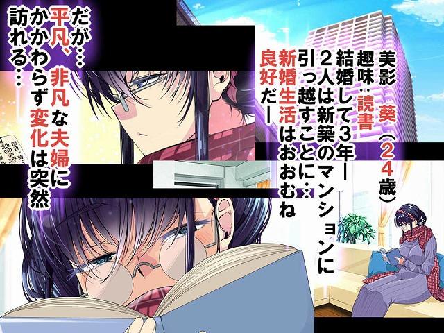 NTRダイアリー ~文学妻・葵の日記~1